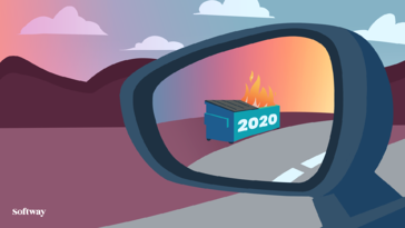 An introspective look back at 2020.