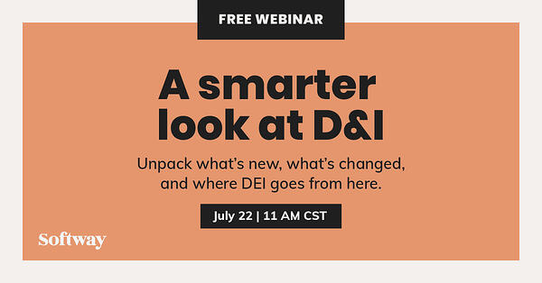 A smarter look at D&I