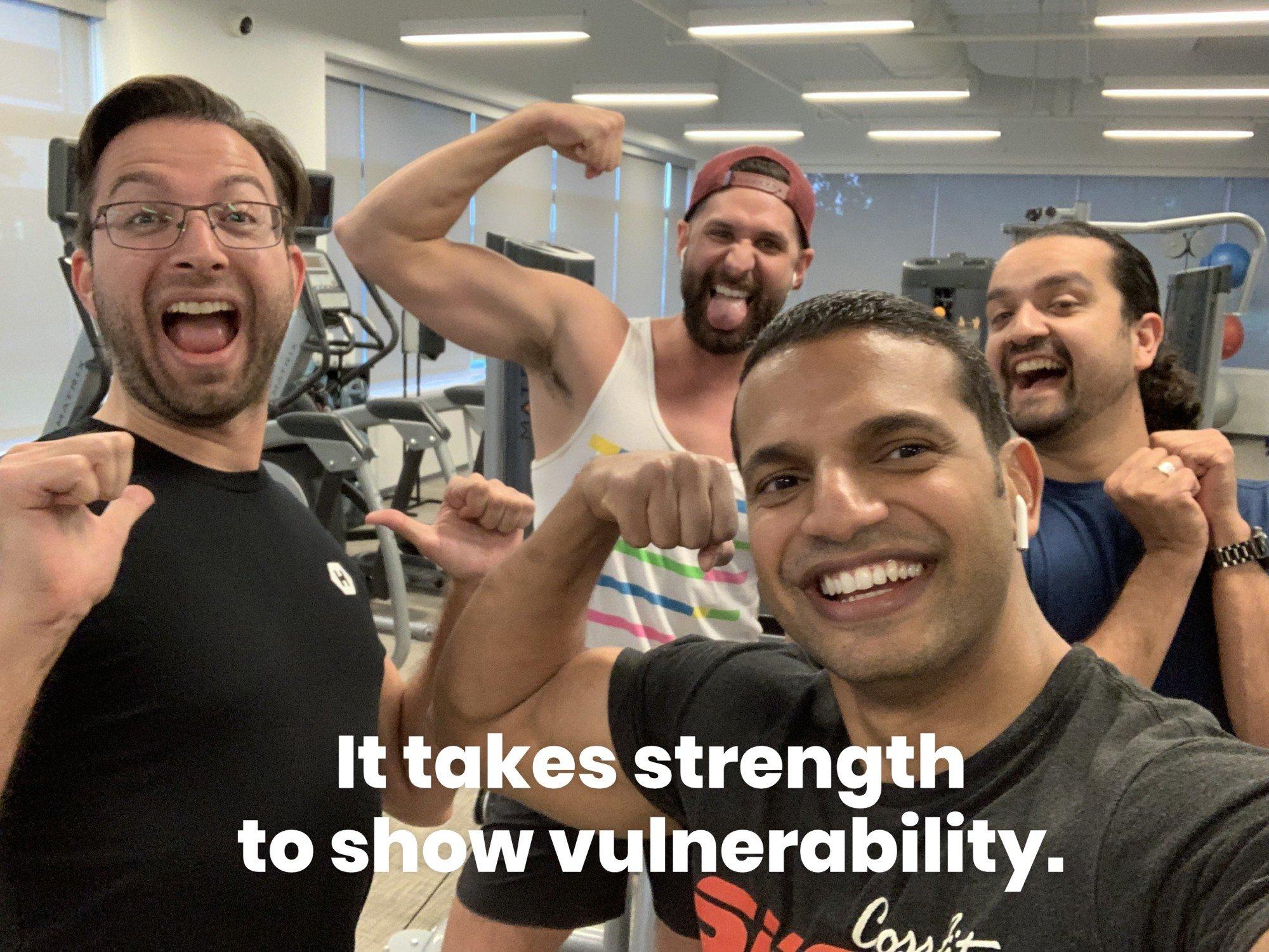 Vulnerability: The true measure of leadership   Softway   Digital Transformation