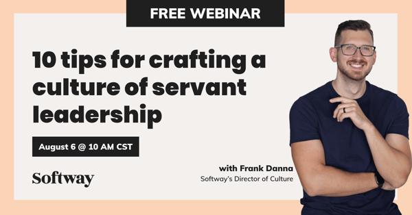 Servant Leadership event