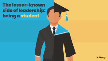 The lesser-known side of leadership: being a student | Softway