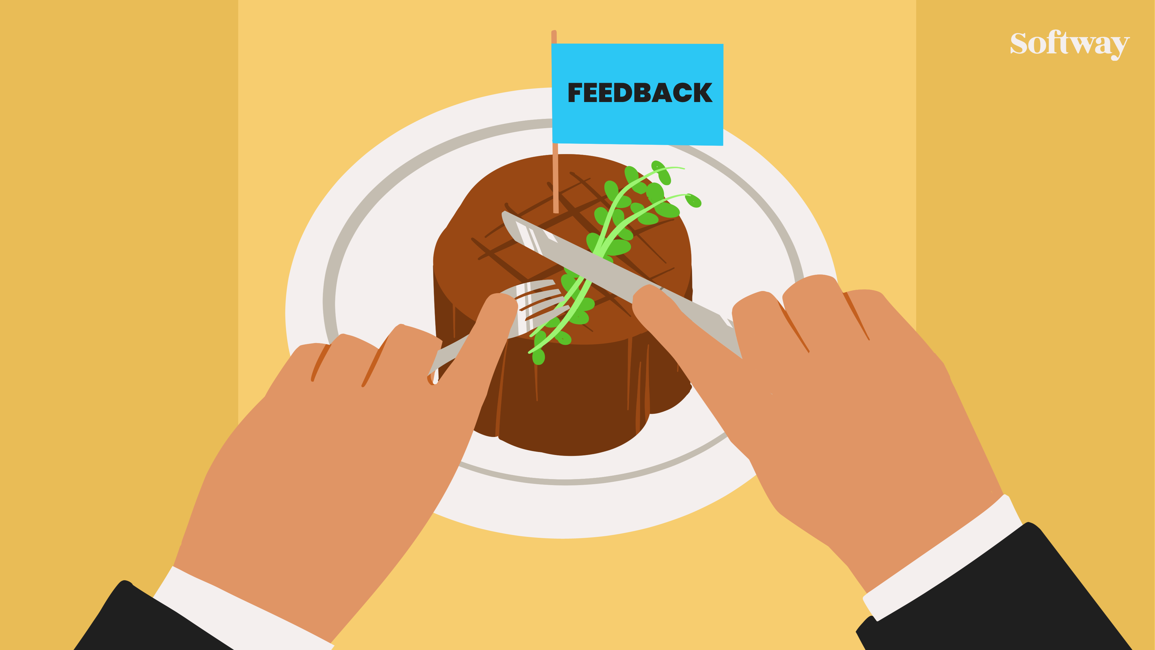 How leaders can get (more) meaningful feedback | Softway
